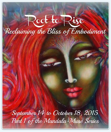 Root to Rise eCourse by Isabelle Savignac Mystery School of the Goddess