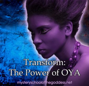 Transform – The Power of OYA with Brandi Auset