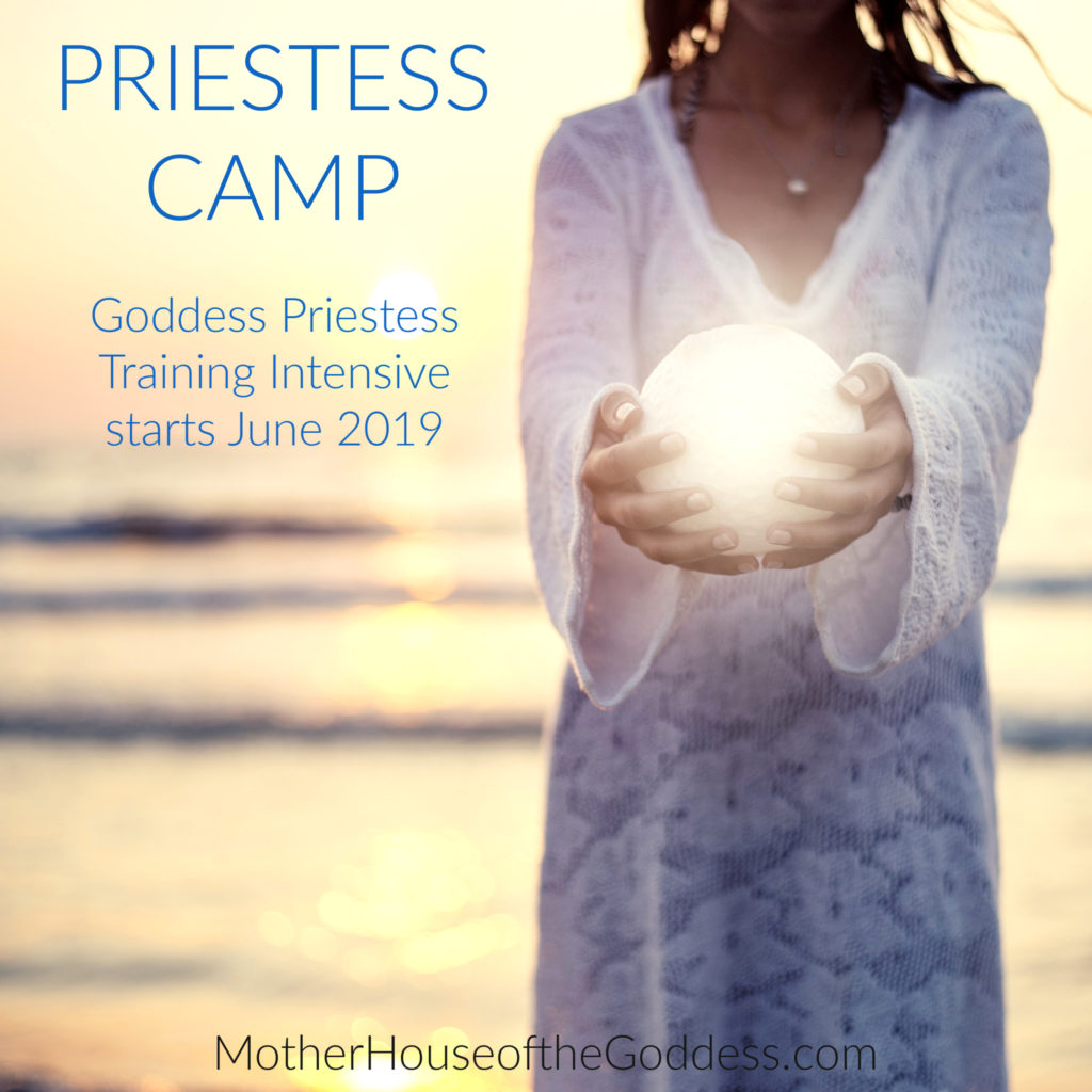 Priestess Camp 2019 with Kimberly Moore